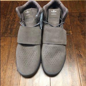 Adidas tubular invader Strap Shoes sz 12